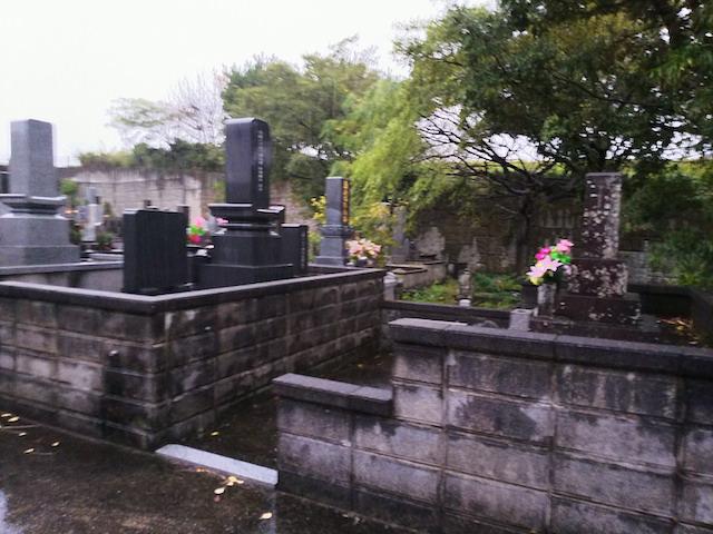 島原市営 前浜墓地4