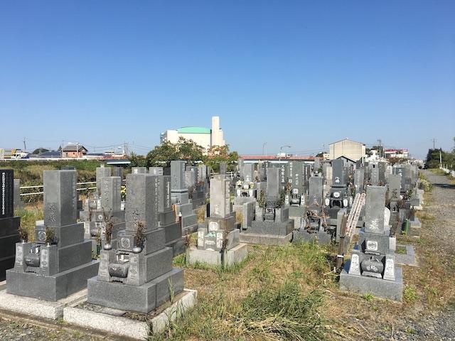 清須市営 新川墓地04