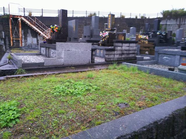 島原市営 前浜墓地2