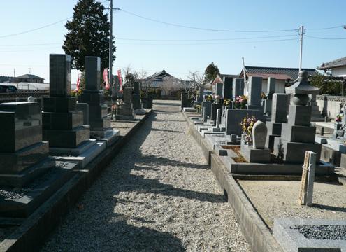 前熊寺墓苑02