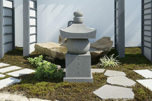 東山霊薗_合祀墓(久遠の泉)