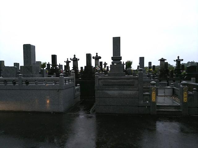 島原市営 釘原墓地2