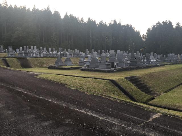 富山市営 大山墓地公園-04