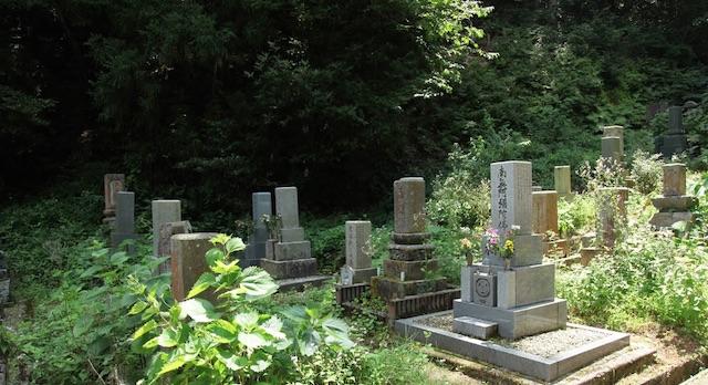 福井市営 西墓地公園01