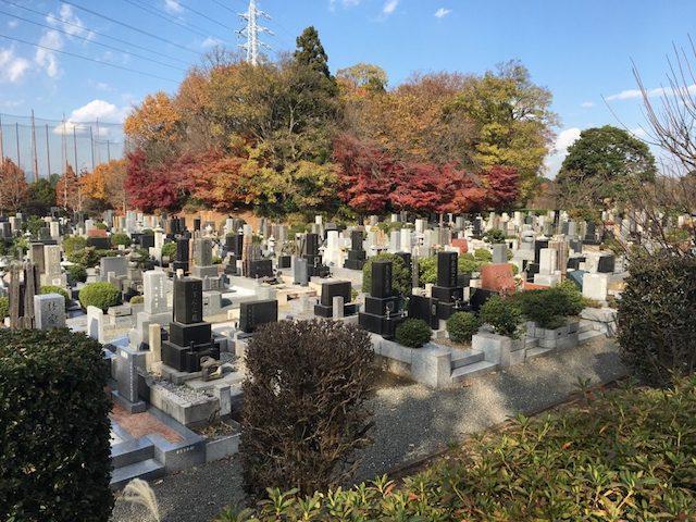 藤沢市営 大庭台墓園03