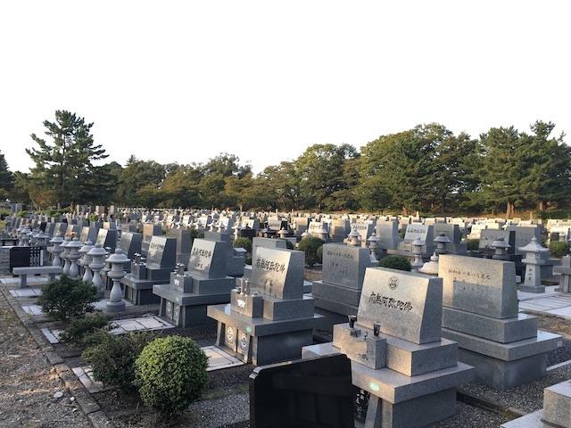 富山市営 富山霊園-03