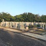 富山市営 大沢野墓地公園