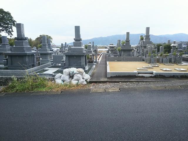 伊尾木墓地公園-13