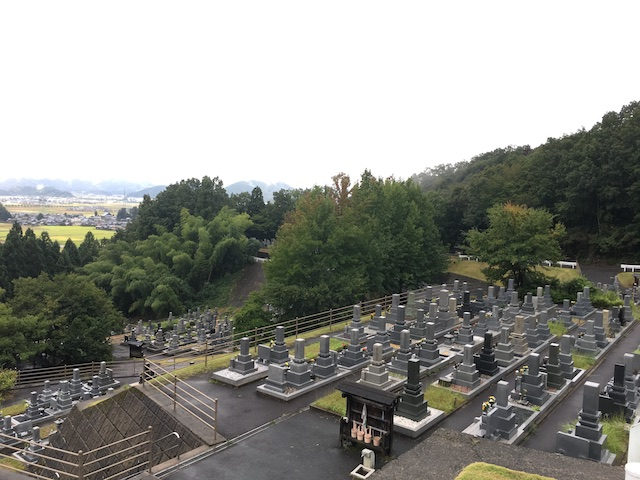 鯖江市営 総山墓園03