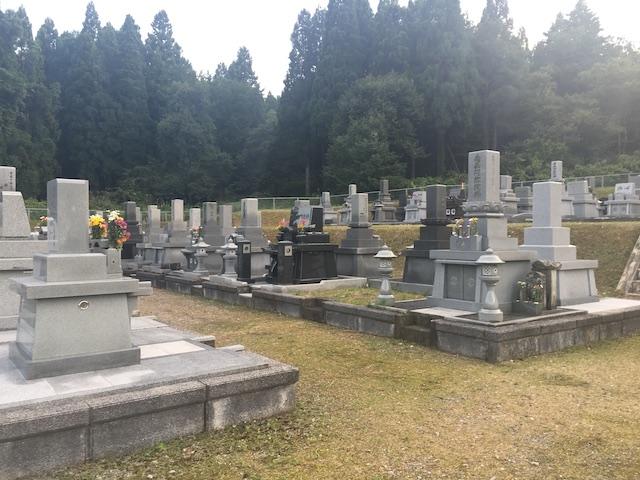 富山市営 大山墓地公園-05
