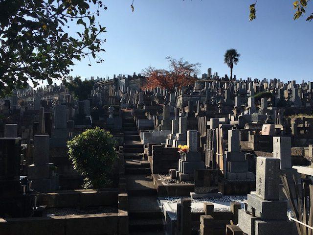 横浜市営 三ツ沢墓地03
