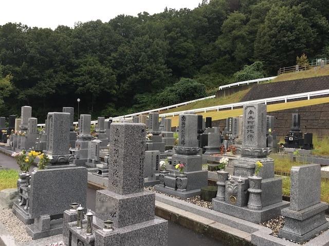 鯖江市営 総山墓園04