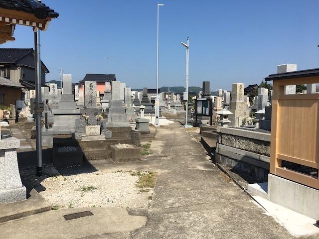 高岡市営 福岡墓地03