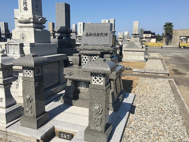 入善町やすらぎ公園墓地04