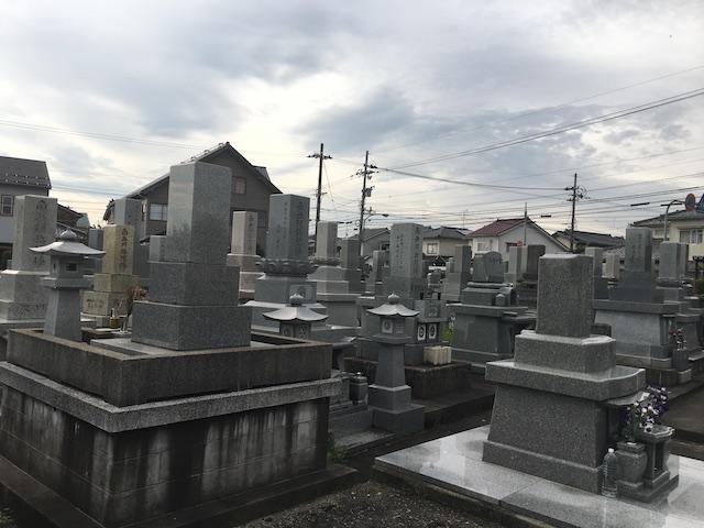射水市営 大島墓地-04