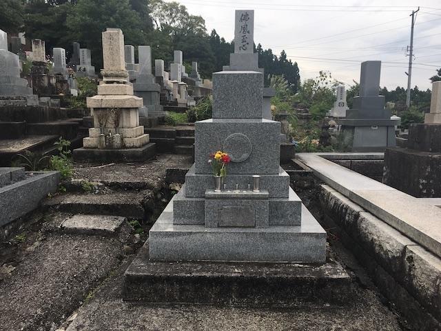 南砺市営 井波墓地-01