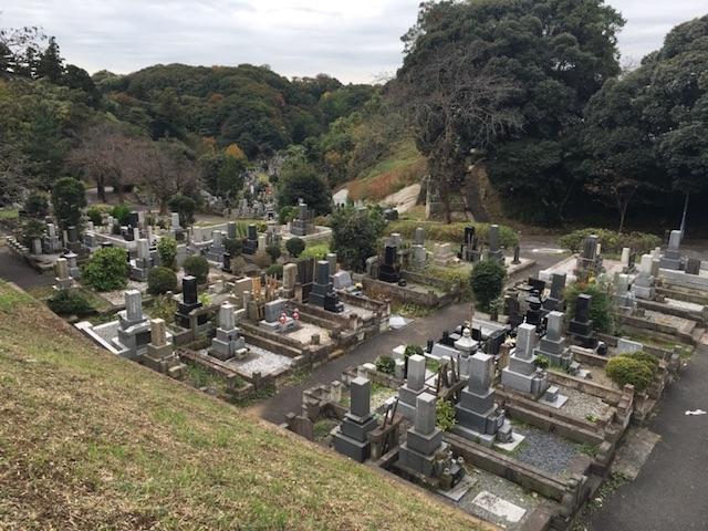 横浜市営 日野公園墓地06