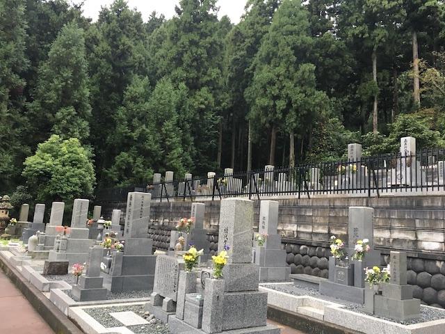 越前市営 佐山鹿ノ楽墓園05