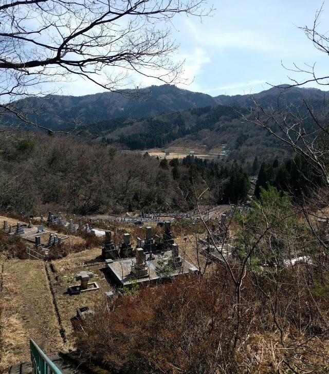 福井市営 東山墓地公園02