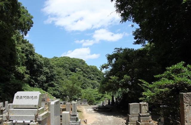 福井市営 西墓地公園02