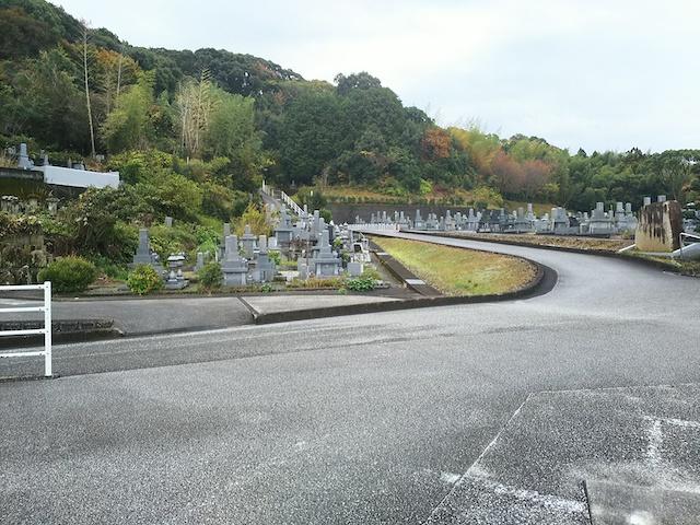 伊尾木墓地公園-11