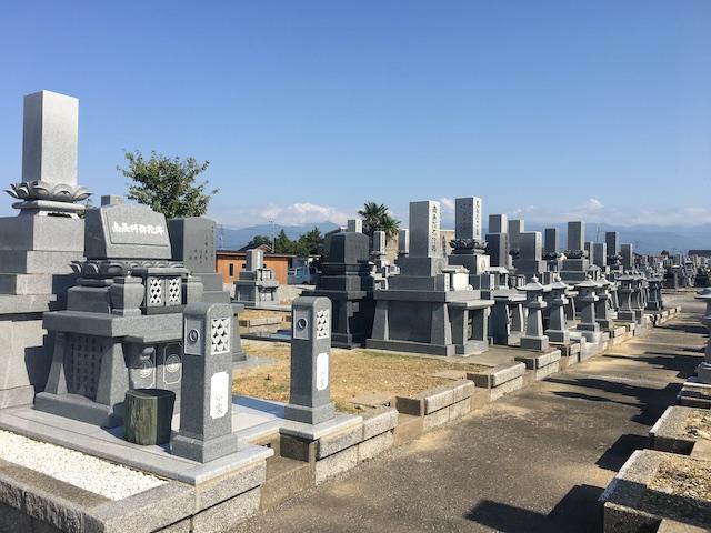 入善町やすらぎ公園墓地03