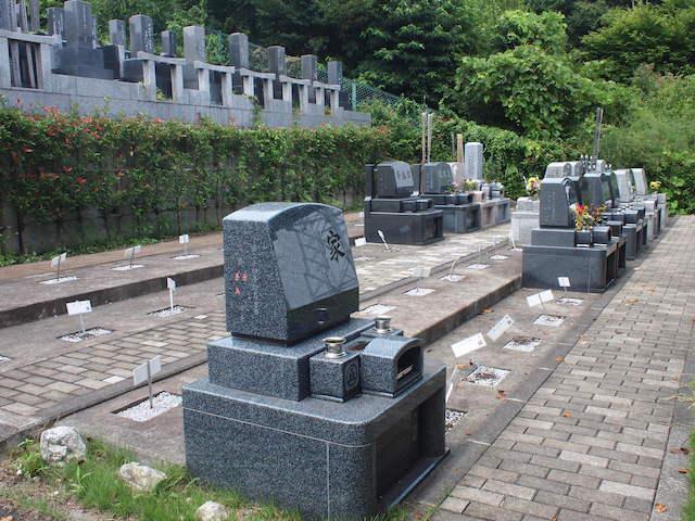 黒川光墓苑10