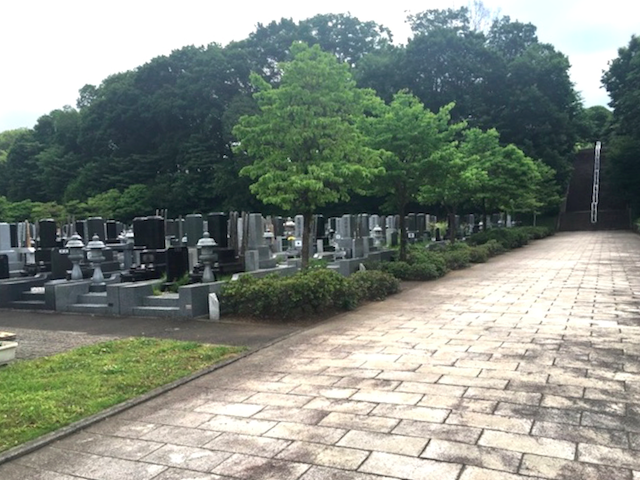 相模原市営 峰山霊園09
