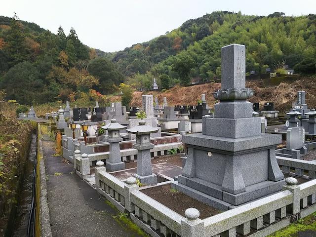 高知市営 下秋山墓地-04