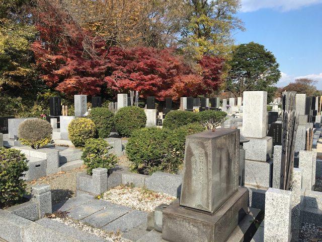 藤沢市営 大庭台墓園05
