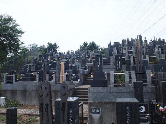 黒川光墓苑05