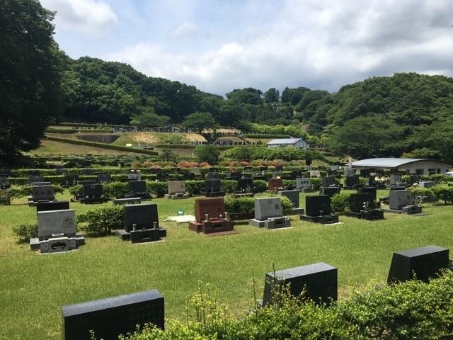 平塚市営 土屋霊園09