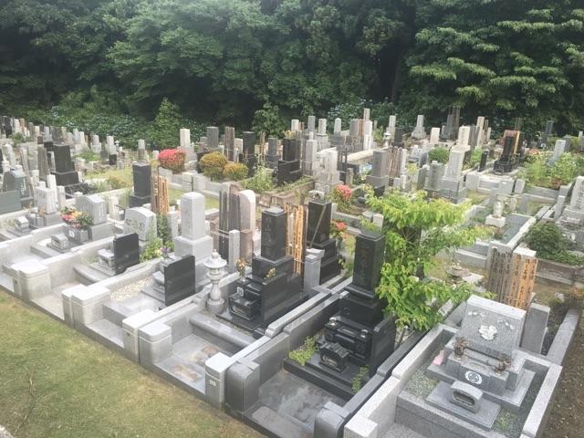 川崎市営 緑ヶ丘霊園02