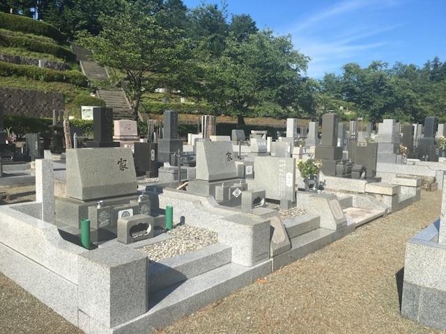 小田原市営 久野霊園05