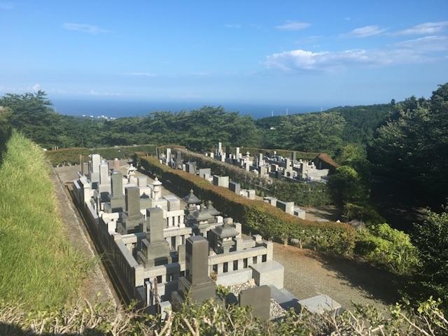小田原市営 久野霊園03