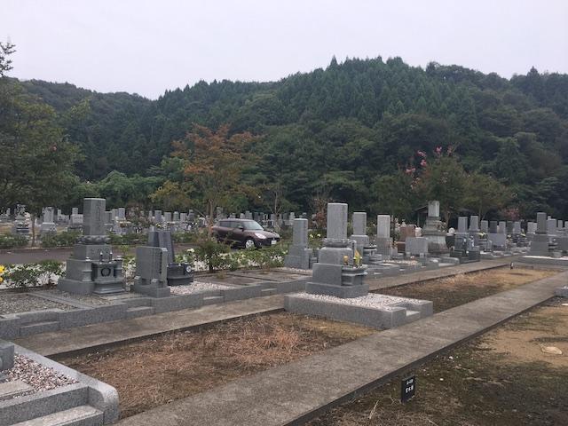 鉾ヶ崎墓地公園 しらゆりの杜05
