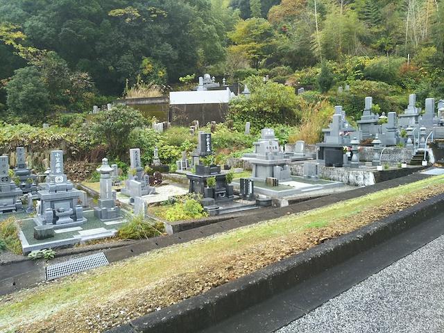 伊尾木墓地公園-10