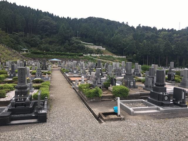 大安寺霊園04