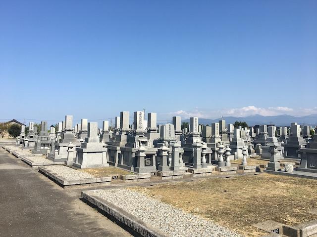 入善町やすらぎ公園墓地02