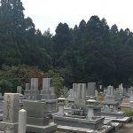 南砺市営 福野墓地