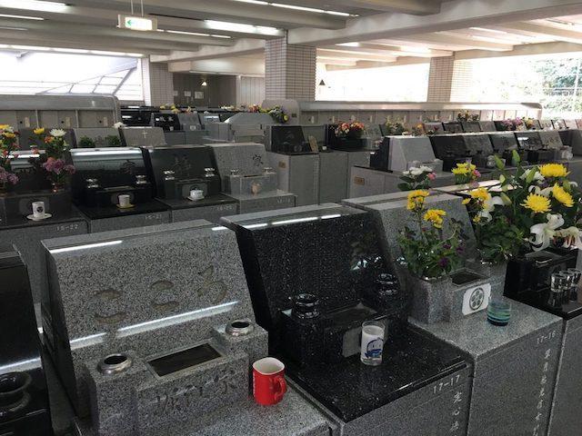 藤沢市営 大庭台墓園02