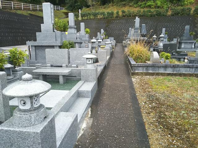 伊尾木墓地公園-04