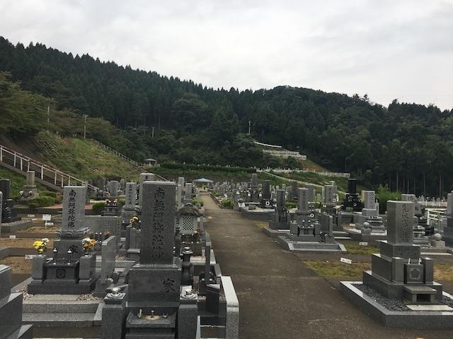 大安寺霊園05