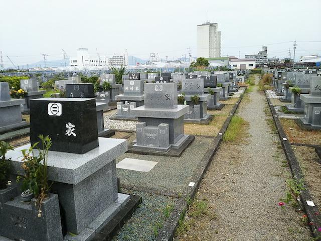 高知市営 三里墓地公園-02
