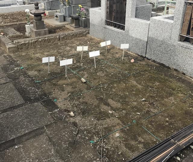 観音寺墓地−墓地1