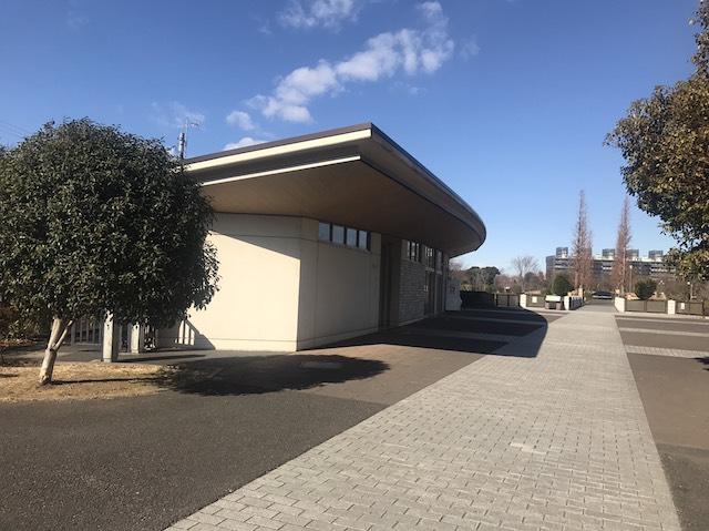 横浜市営メモリアルグリーン−管理事務所