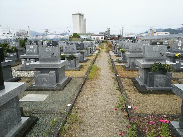 高知市営 三里墓地公園-01