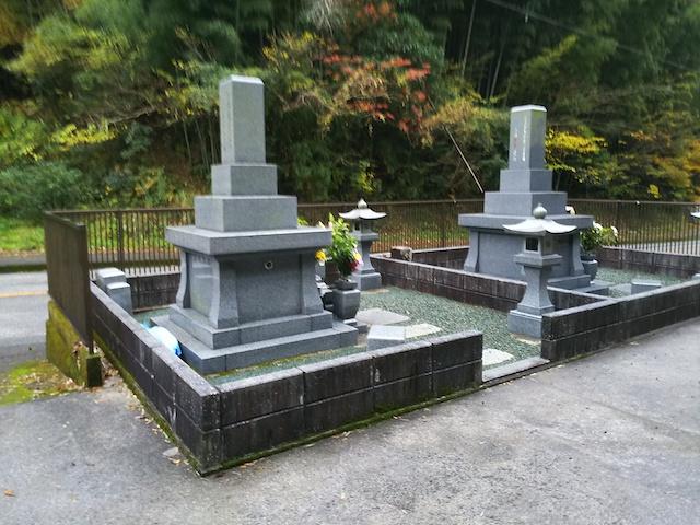 高知市営 西畑墓地1