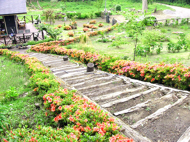 千の風 みらい園−霊園内