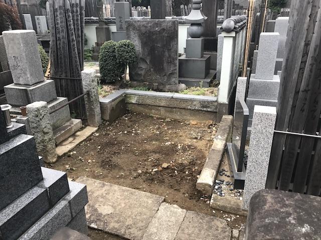 来迎寺−霊園1